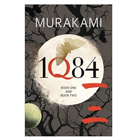 1Q84: Books 1 & 2 by Haruki MURAKAMI
