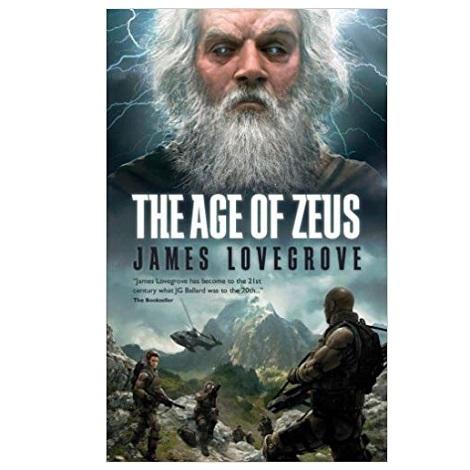 Age of Zeus by James Lovegrove PDF