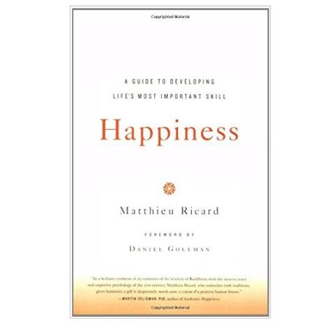 Happiness by Matthieu Ricard PDF