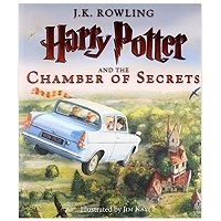 Harry Potter and the Chamber of Secrets by J.K. Rowling PDF