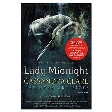Lady Midnight by Cassandra Clare PDF
