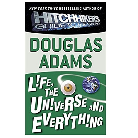 Life the Universe and Everything by Douglas Adams PDF Download