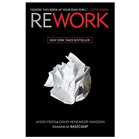 Rework by Jason Fried PDF
