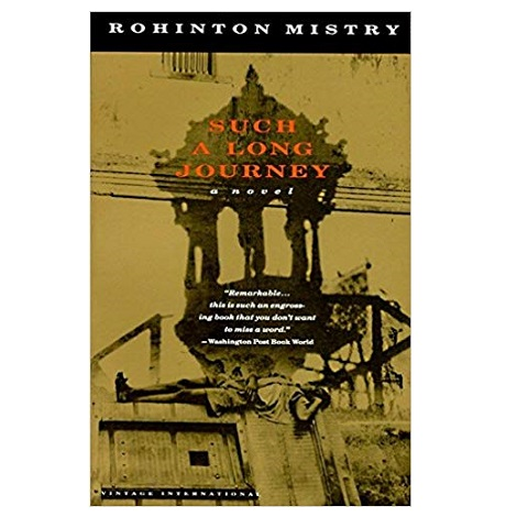 Such a Long Journey by Rohinton Mistry PDF