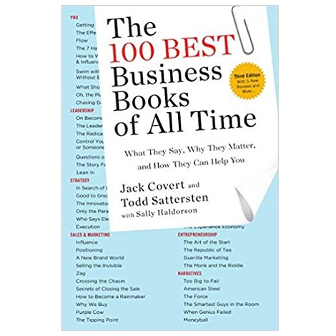 The 100 Best Business Books of All Time by Jack Covert PDF Download