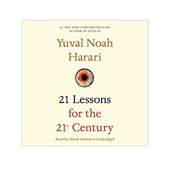 21 Lessons for the 21st Century by Yuval Noah Harari PDF