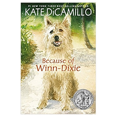 Because of Winn-Dixie by Kate DiCamillo PDF Download