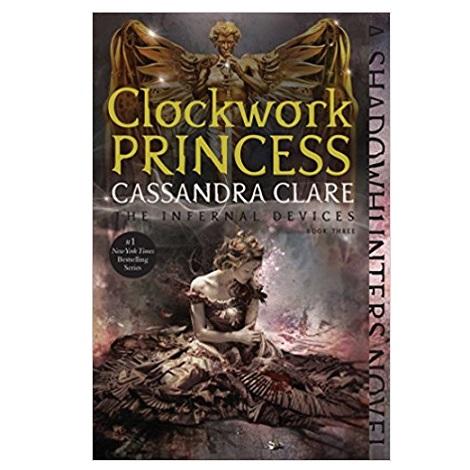 Clockwork Princess by Cassandra Clare PDF