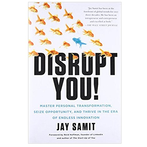 Disrupt You! by Jay Samit PDF Download