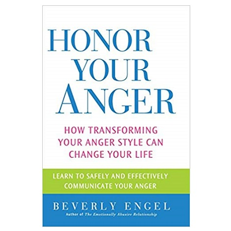 Honor Your Anger by Beverly Engel PDF Download