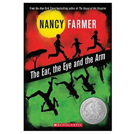 The Ear, the Eye, and the Arm by Nancy Farmer PDF