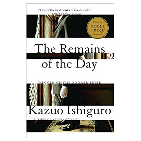 The Remains of the Day by Kazuo Ishiguro PDF