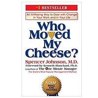 Who Moved My Cheese by Spencer Johnson PDF