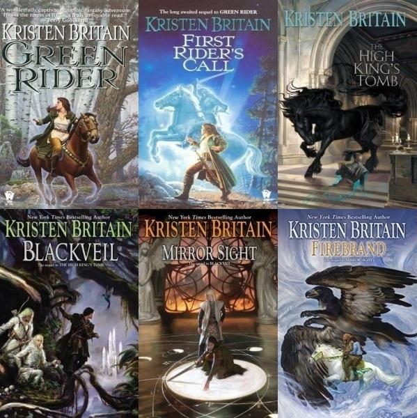 Green Rider Series by Kristen Britain PDF Download - AllBooksWorld.com