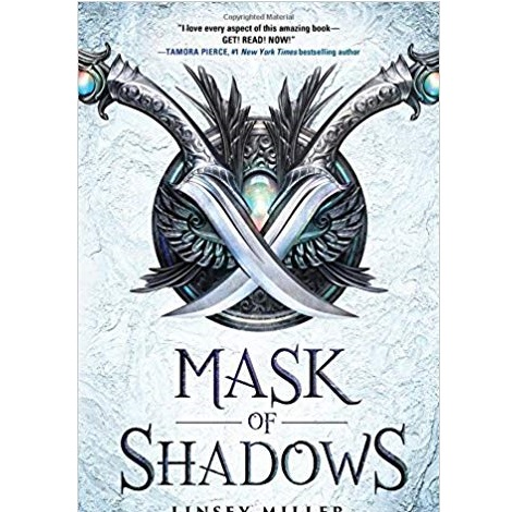 Mask of Shadows Series by Linsey Miller