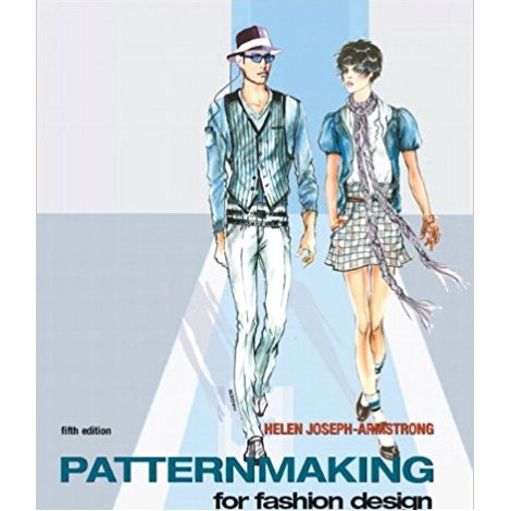 Patternmaking For Fashion Design By Helen Joseph Armstrong Pdf Download Allbooksworld Com
