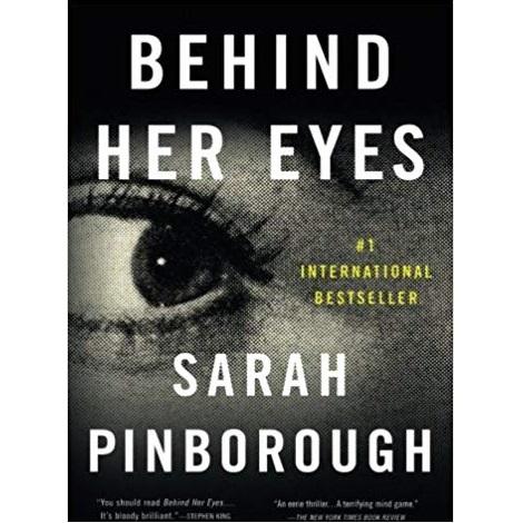 The Behind Her Eyes by Sarah Pinborough