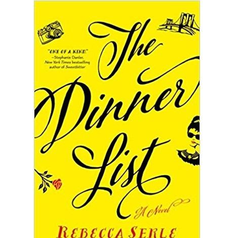 The Dinner List by Rebecca Serle