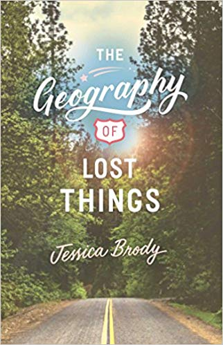 The Geography of Lost Things by Jessica