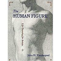 The Human Figure by John Vanderpoel