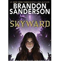 The Skyward by Brandon Sanderson