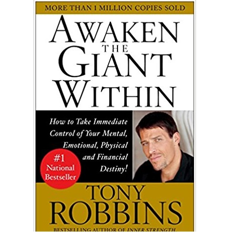 Anthony Robbins Awaken The Giant Within Ebook