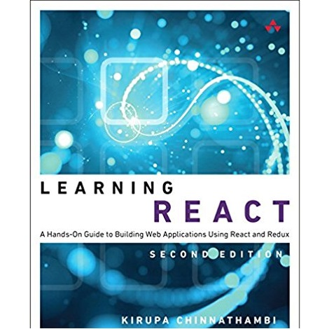 Learning React by Kirupa Chinnathambi
