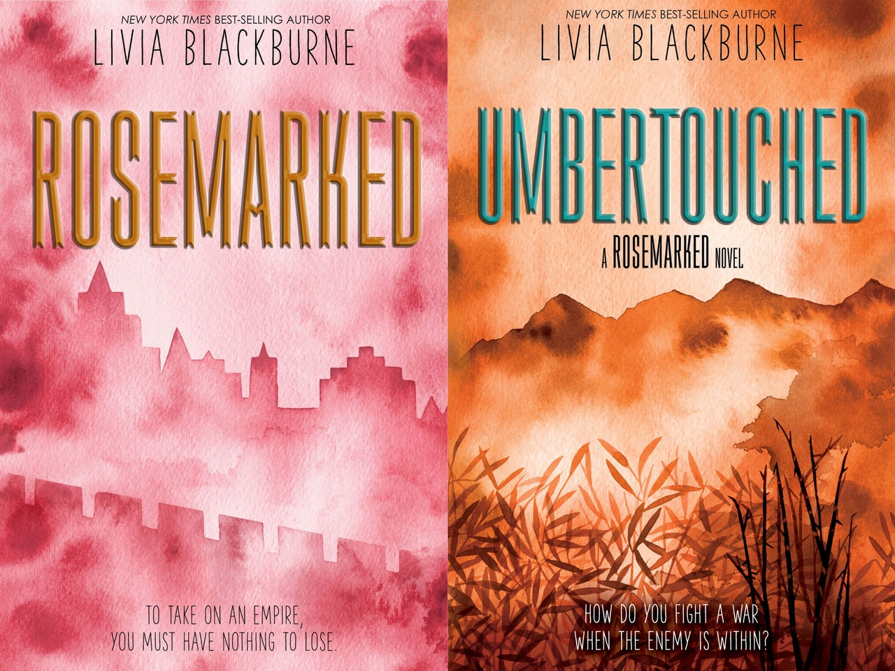 Rosemarked Series by Livia Blackburne PDF Download