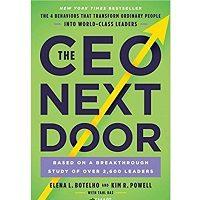 The CEO Next Door by Elena L. Botelho
