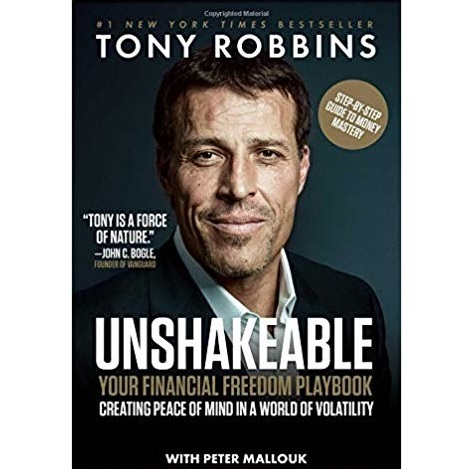 Tony Robbins Books Pdf