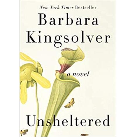 Unsheltered by Barbara Kingsolver