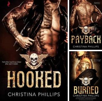 Viking Bastard MC Series by Christina Phillips PDF Download