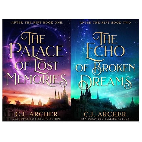 After The Rift Series by C.J. Archer