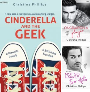 British Bad Boys Series by Christina Phillips PDF Download