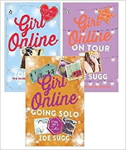 Girl Online Series by Zoella Sugg PDF Download