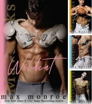 Mavericks Tackle Love Series by Max Monroe PDF Download