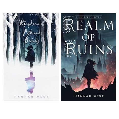 The Nissera Chronicles Series by Hannah West PDF Download