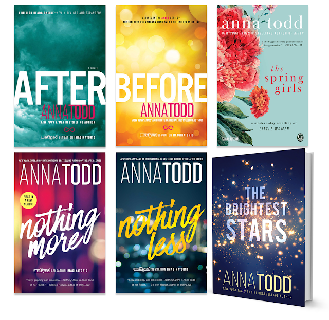 After Series by Anna Todd PDF