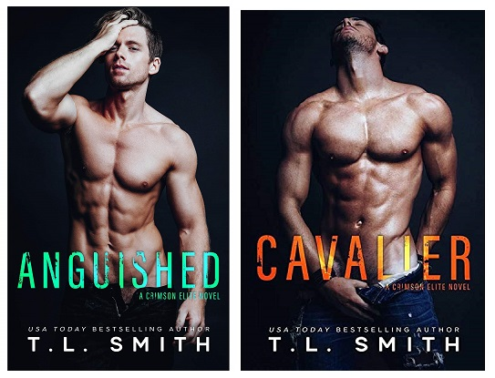 Crimson Elite Series by T.L. Smith S