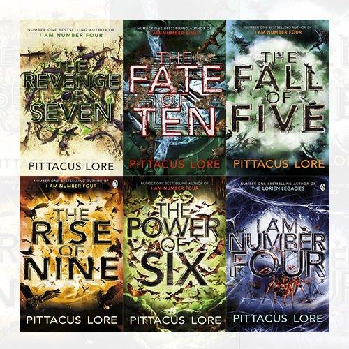 Lorien Legacies Series by Pittacus Lore ePub Download