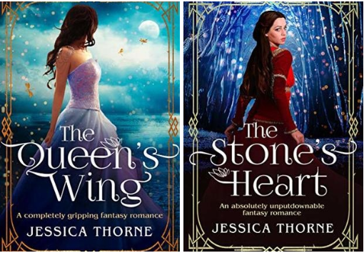 The Queens Wing Series by Jessica Thorne ePub