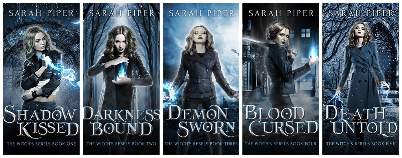 The Witch's Rebels Series by Sarah Piper ePub Download