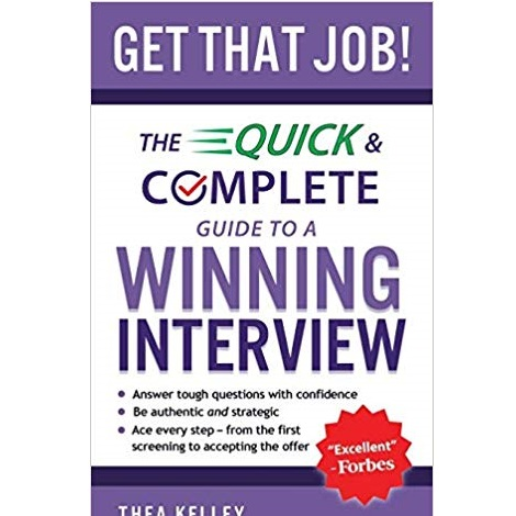 The Everything Job Interview Question Book PDF Free Download
