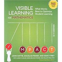Visible Learning For Mathematics Grades K 12 By John Hattie Pdf Download Allbooksworld Com