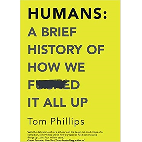 Humans by Tom Phillips