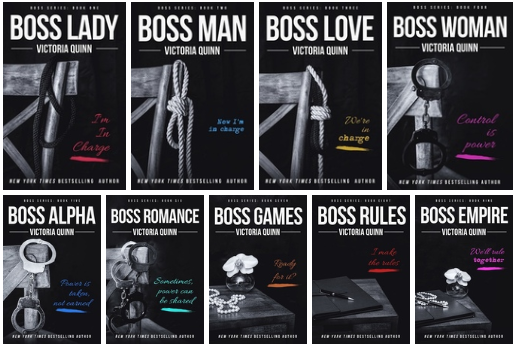 Boss Series by Victoria Quinn ePub Free Download