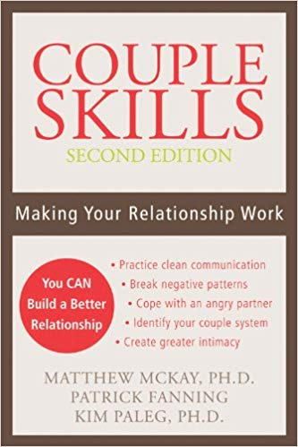 Couple Skills Making Your Relationship Work BOOK pdf