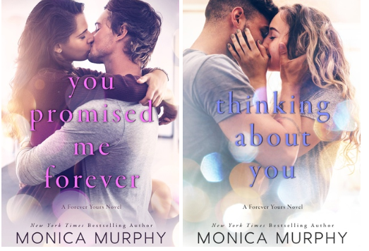 Forever Yours Series by Monica Murphy