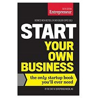 Start Your Own Business by The Staff of Entrepreneur Media