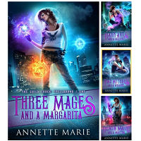 The Guild Codex Series by Annette Marie